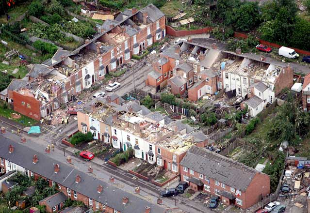 The Birmingham Tornado